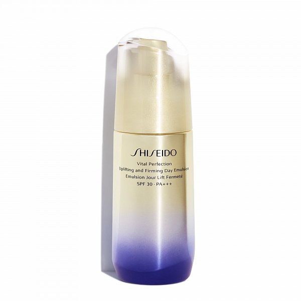 Shiseido Vital Perfection Uplifting and Firming Day Emulsion Дневная эмульсия
