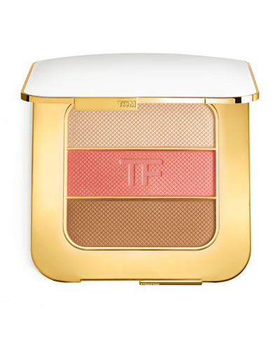 Soleil Contouring compact The Afternooner