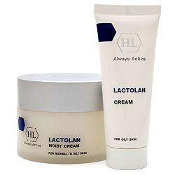 LACTOLAN Moist Cream for normal to oily skin Крем для лица